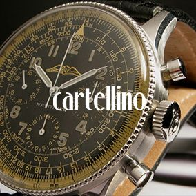 Cartellino is a antique dealer which mainly buys and sells 20th Century antiques and vintage watch. Its new website shows its products in a minimalist way. (Made in collaboration with the agency Creatix)