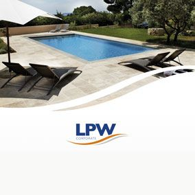 LPW Corporate is the mother company of LPW Ceramic Pools, Flexline, Covrex® Pool Protection, and some other brands. The renewal of their homepage marks the end of the complete rebranding of this company.